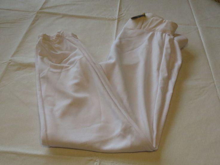 Champro Sports Team Apparel adult L baseball softball Pant 1 pair white NOS #ChamproSports