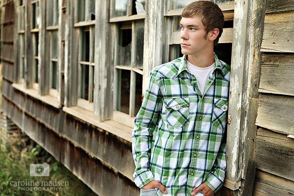 Senior Boys Photography Pose Guide - photo by Caroline Madsen