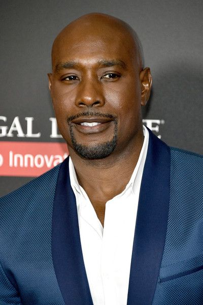 """Morris Chestnut Photos Photos - Actor Morris Chestnut attends the premiere of Sony Pictures Releasing's """"When The Bough Breaks"""" at Regal LA Live Stadium 14 on August 28, 2016 in Los Angeles, California. - Premiere of Sony Pictures Releasing's 'When the Bough Breaks' - Arrivals"""