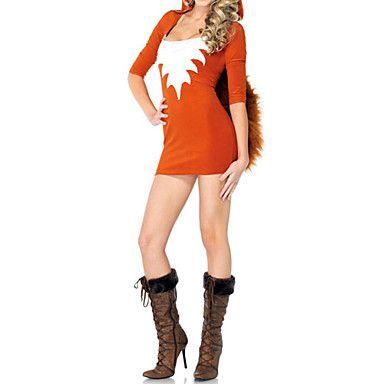 Sexy and Charming Fox Woman Halloween Custome – GBP £ 33.01