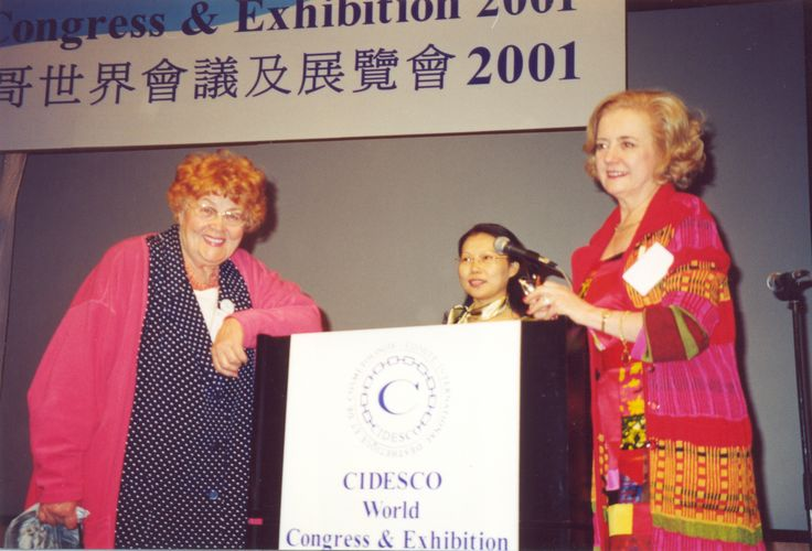 Cidesco Congress in 2001
