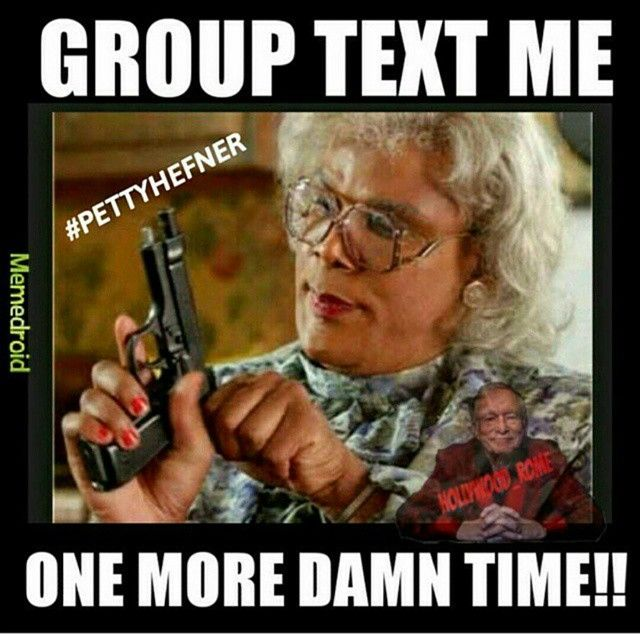 madea and relationship advice