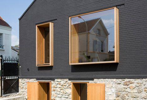 Maison Leguay by Moussafir Architectes