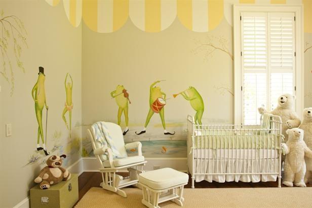 Paula Deen (grandchildren's room)