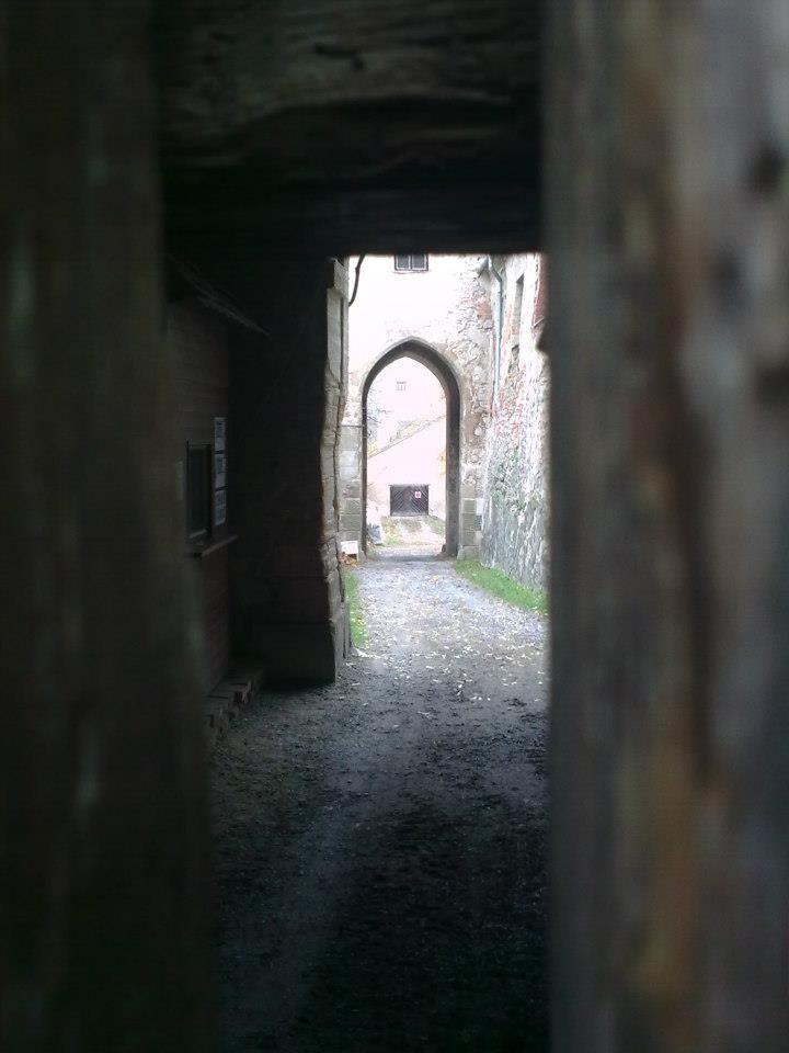 Veveří Castle
