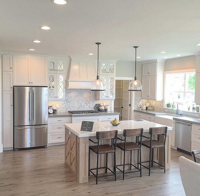 L Shaped Kitchen With Island And Corner Pantry: Best 25+ L Shaped Island Ideas On Pinterest
