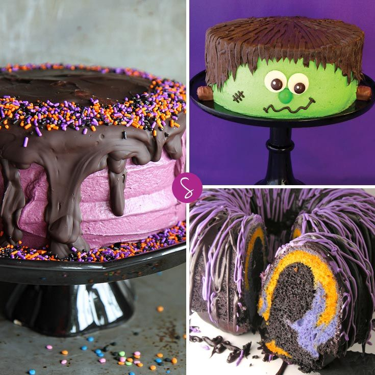 best 25 easy halloween cakes ideas only on pinterest spooky halloween cakes halloween birthday cakes and pumpkin birthday cakes - Simple Halloween Cake Decorating Ideas