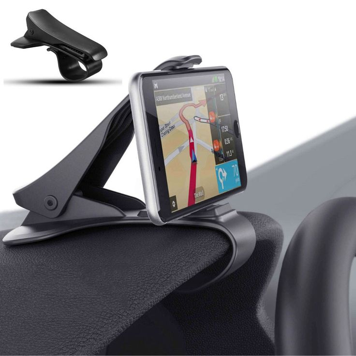 "They should have added: Any cell phone, GPS unit and up to 6.5"" tablets. It can be use for 6.5"" tablet, it fits, Open very wide. Product Name: Car Dashboard Holder. 1 X NonSlip Dashboard Phone Holder. 