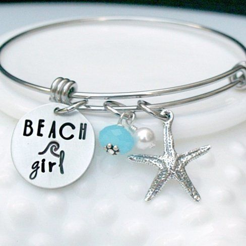 Beach Alex And Ani Style Bracelet Jewelry Pinterest Bracelets