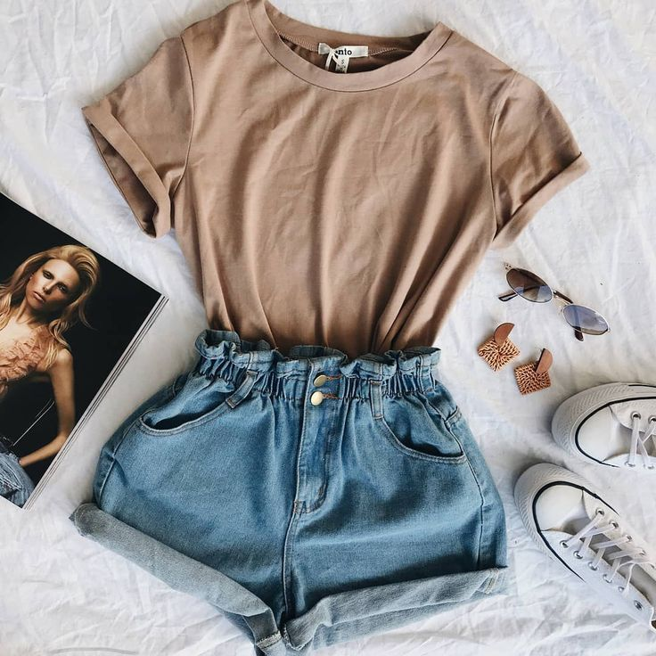 ☼ SUMMER ESSENTIALS ☼ Our Veronica Tee + Starb…