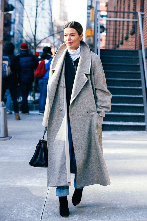 Street Looks at New York Fashion Week Fall/Winter 2015-2016 51