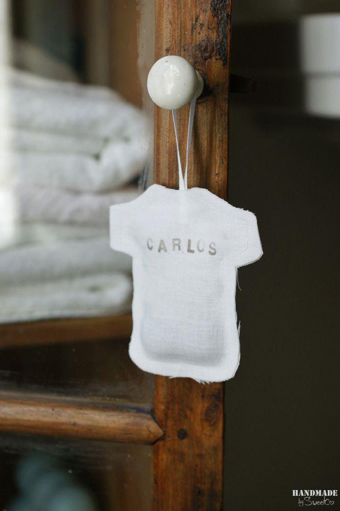 #Camiseta rellena de #lavanda con #nombre