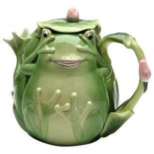 Farmhouse Teapots by StealStreet