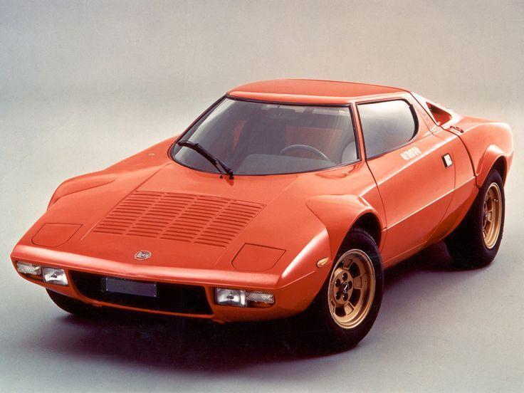 Lancia Stratos HF '1973–75