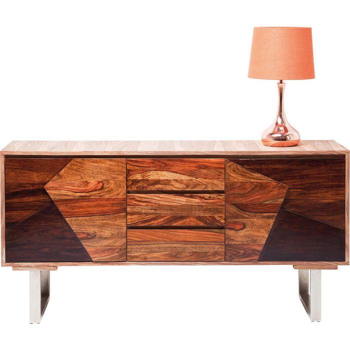 Sideboard Valencia 2Doors 3Drw - KARE Design