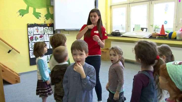How to teach Kids  | from a Prague kindergarten, part 4 | English for Ch...