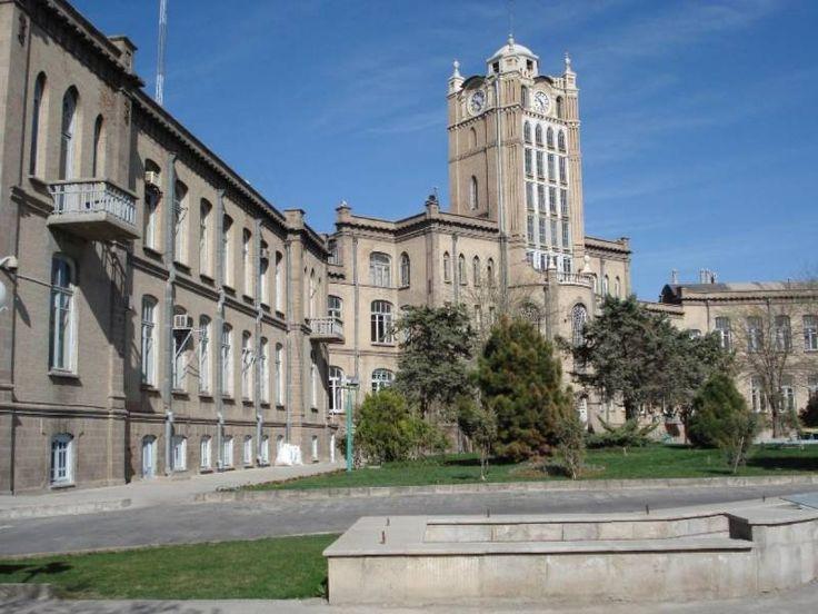 Municipality Palace ( Tabriz ) http://iranparadise.com/en/gallerygroup/gallery/29