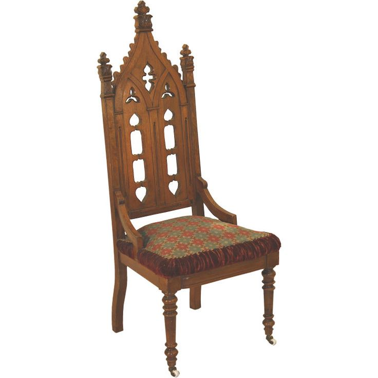 Search For Furniture: Antique Medieval Church Chairs - Google Search
