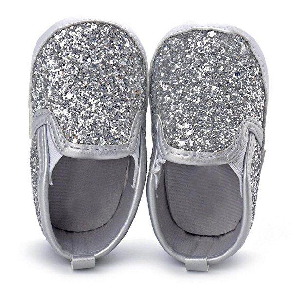 Voberry Baby Infant Girls Summer Prewalker Anti-Slip Crib Outdoor Sandals