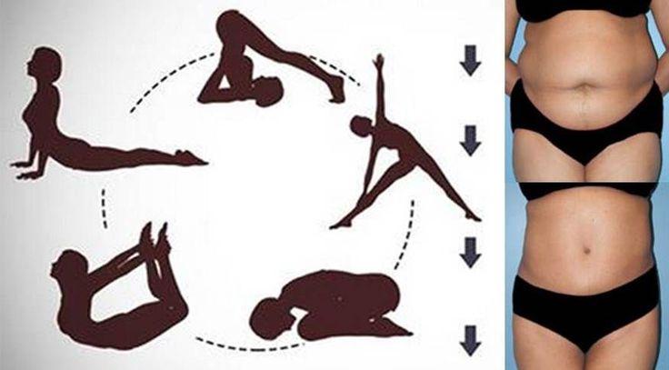 5 cviků jógy, které vyformují i to nejnepodařenější břicho – Alternativní…
