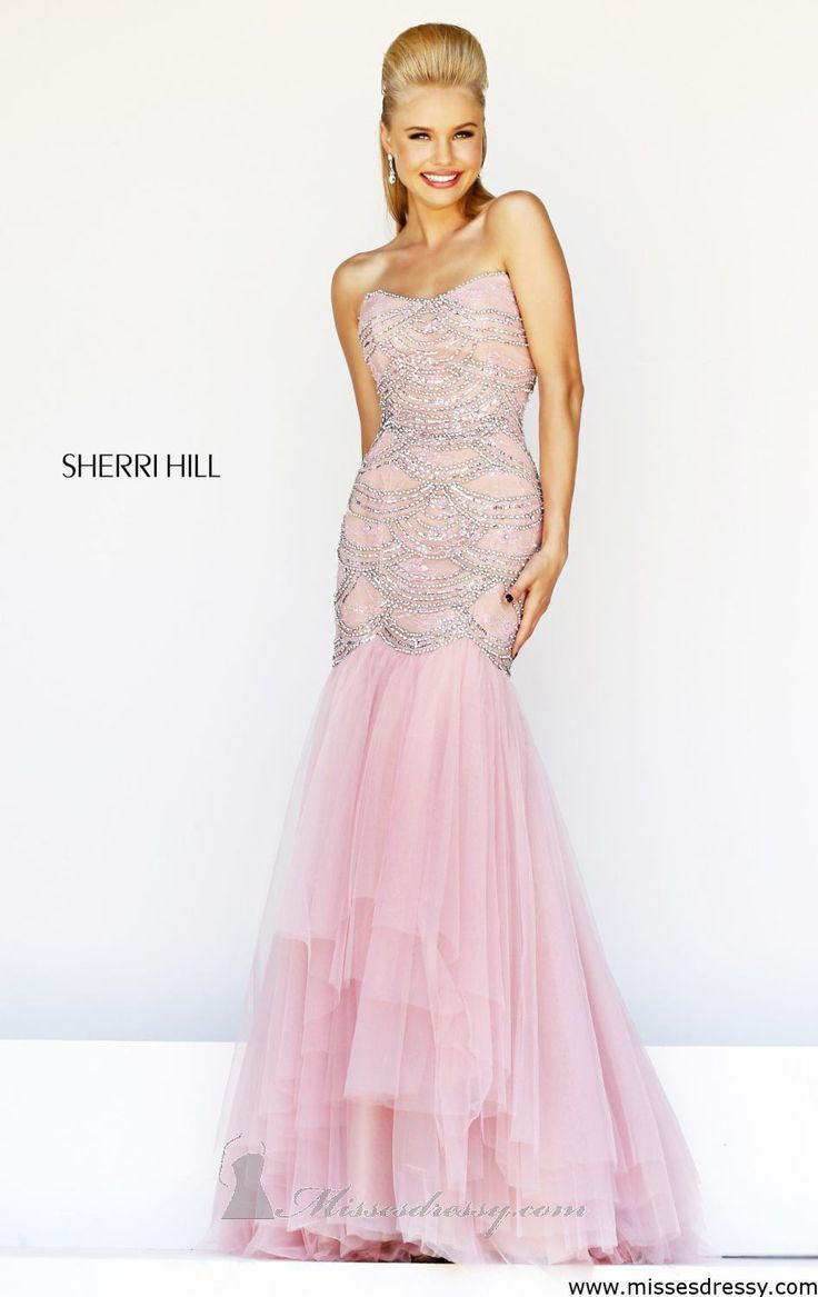 19 best bridesmaid dresses images on pinterest evening dresses gown by sherri hill ombrellifo Image collections