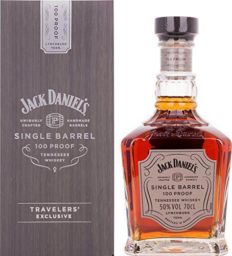 From 44.60:Jack Daniels Single Barrel 100 Proof 50% 70cl