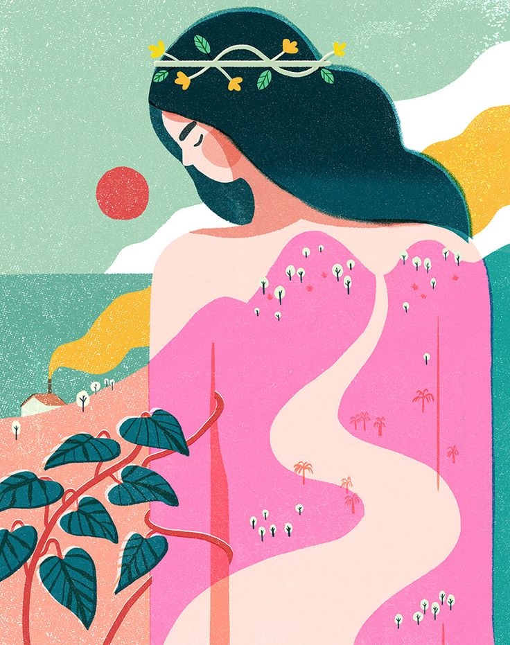 How to Befriend a Mountain by Geraldine Sy for Weekend Magazine