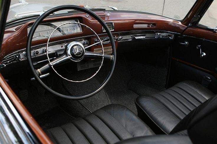 1960 Mercedes-Benz 220 SE Convertible by Classic Showcase no.4