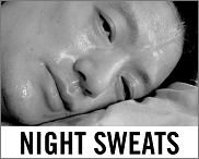 Night sweats 1/22/2014