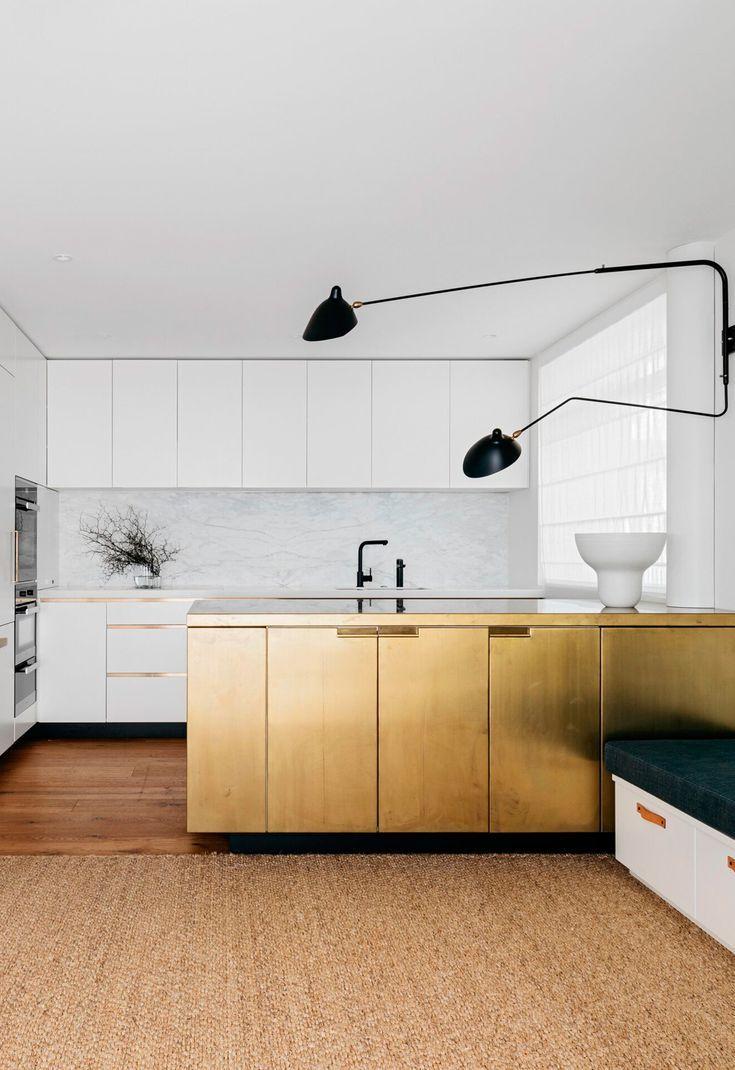 Lighthouse Apartment Arent Pyke Interior Design Kitchen