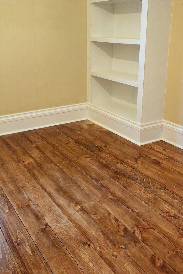 So You Want To DIY Yourself Some Pretty Wood Floors Do Ya? We Just Completed