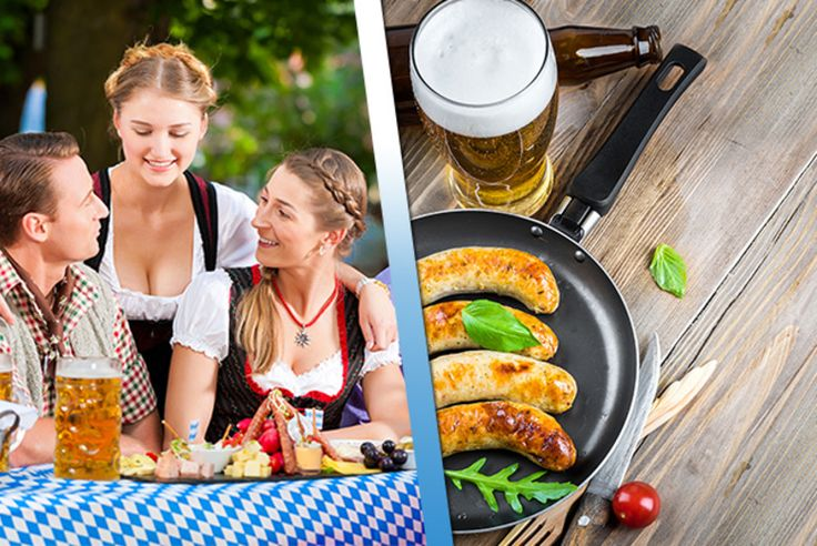 Oktoberfest Tickets for 2 or 4