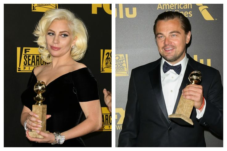 Leonardo DiCaprio's Reaction to Lady Gaga's Golden Globe Win Goes Viral — See The Hilarious Interaction Here!