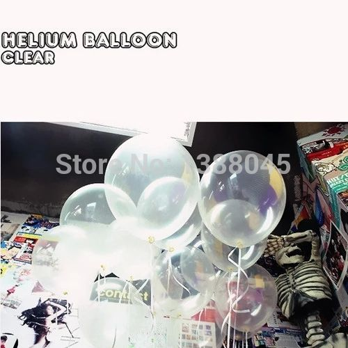 10pcs /lot 36 Inches Big Balloons Large Giant Clear Transparent Latex Balloon Wedding Party Balls Birthday Party Decorations #Affiliate