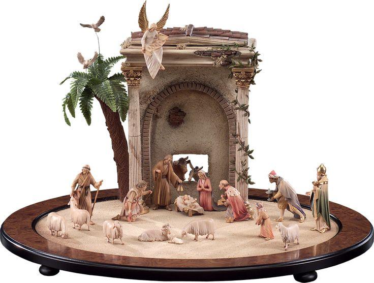 german Creche Nativity | Nativity Set - 22 pcs. - Venetian Nativity by Lepi