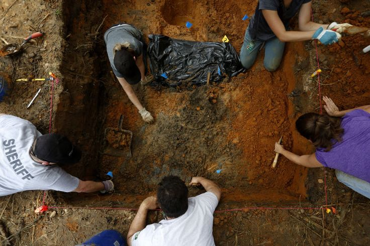 Two more sets of remains identified from Dozier reform school excavation -- The state closed the school in 2011, after decades of scandals about the treatment of boy inmates.