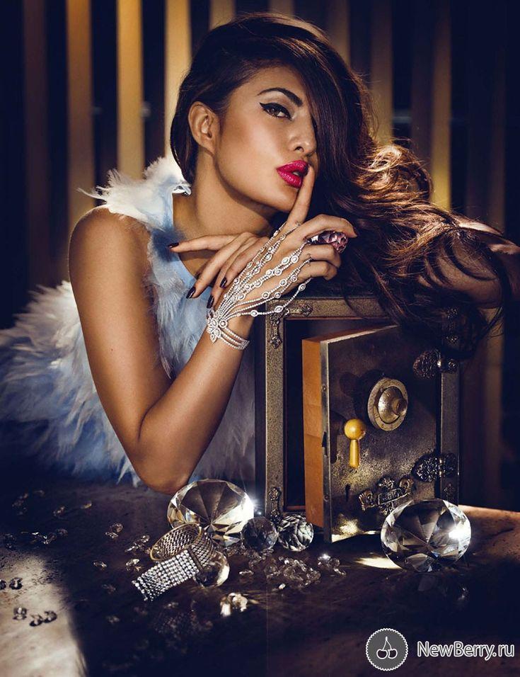 Jacqueline Fernandez на страницах Vogue India