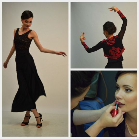 New ILLANGO occasional and #tangodress collection photo-shoot with a wonderful team