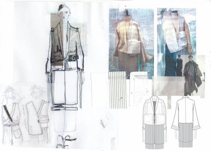 Fashion Sketchbook - fashion design drawings & development; fashion…