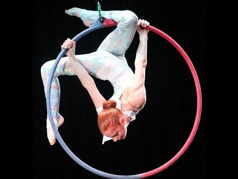 Something Different | Aerial Hoop Solo by KaliAndrews Dance Company