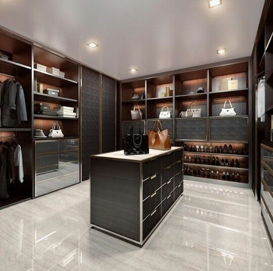 Luxury Closet Bedroom Closet Design Closet Designs