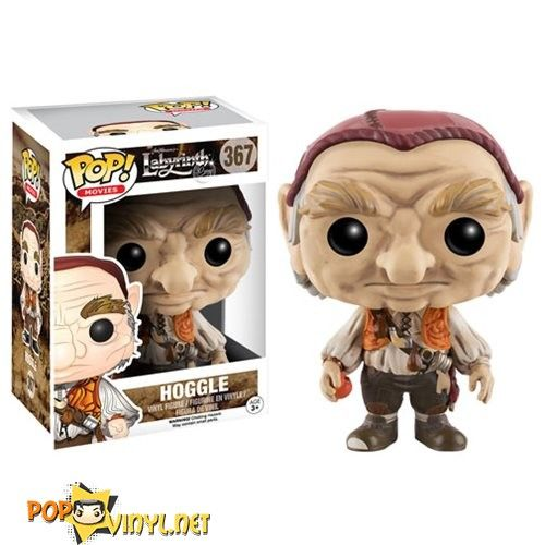 Labyrinth Pop! Vinyl Figures Announced - With David Bowie…