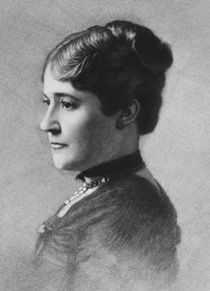 Mary Arthur McElroy, First Lady 1881-1885, Sister of Chester Arthur