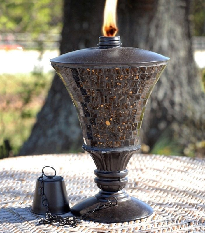8 best outdoor torches images on pinterest outdoor for Outdoor tiki torches