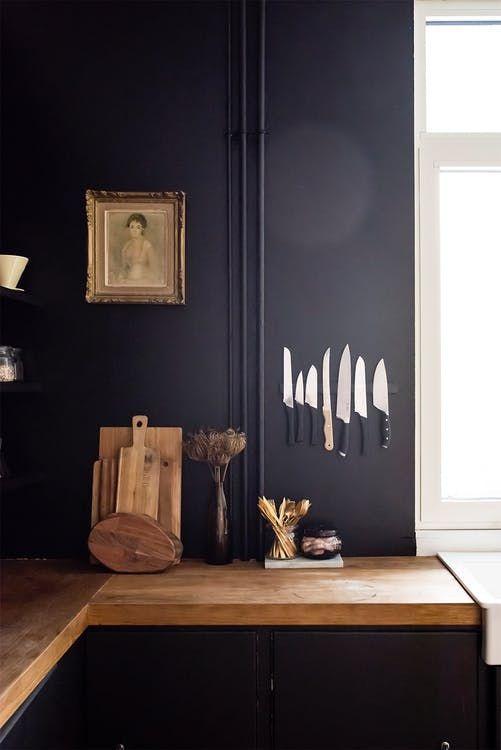Gentil 45 Ideen Für Kleine Küchen   Bilder, Tipps, Lösungen | Wohnungstherapie  #bilder #ideen #kleine #kuchen #losungen #tipps #wohnungstherapie