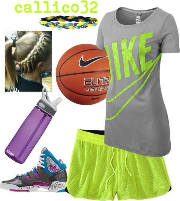 """Basketball Practice"" by callico32 on Polyvore"