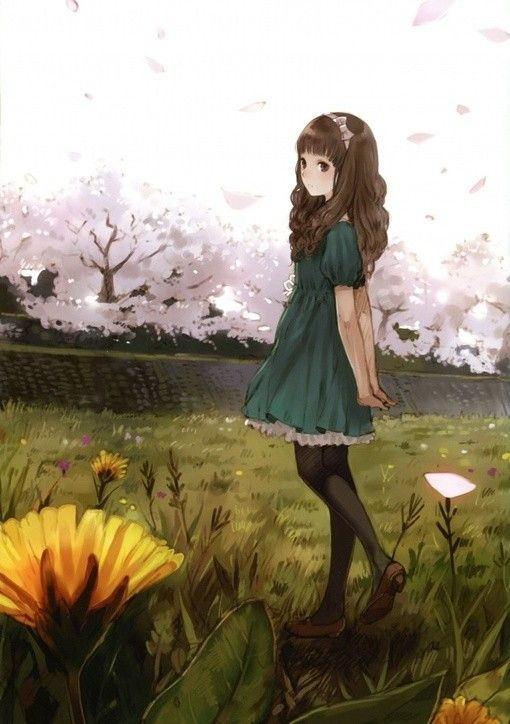 ♠️I walk around wind blowing my hair softly.~ I smell the fall air brightly colored leaves passing by me♠️