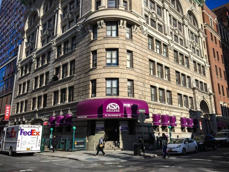 ASA College - образование в США в Нью-Йорке #образование #колледж #США #ASACollege #ASA #BellGroup  В ASA обучаются более 3-х тысяч студентов по 20-и программам. Есть три больших кампуса, два из них находятся в Нью Йорке: один в Магометане, другой в Бруклине. Третий кампус находится в Майами. Сегодня, кроме компьютерных технологий, колледж специализируется на таких быстроразвивающихся отраслях, как медицина, бизнес и уголовное судопроизводство.