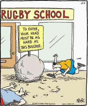 Rugby School #rugby #humor http://ozsportsreviews.com/2011/07/rugby-quotes-from-players-and-coaches/
