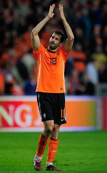 Ruud van Nistlerooy - Netherlands National Team